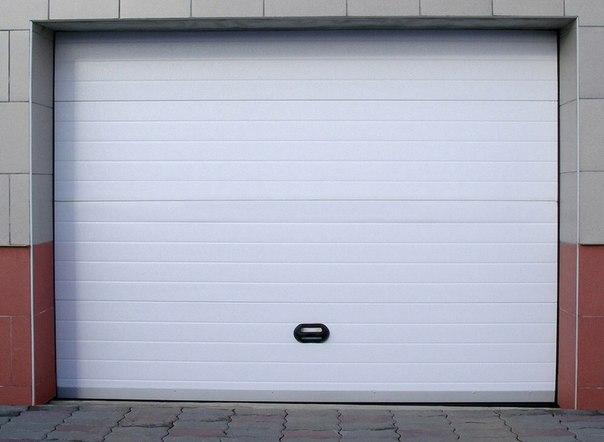 купить секционные гаражные ворота цена в тюмени